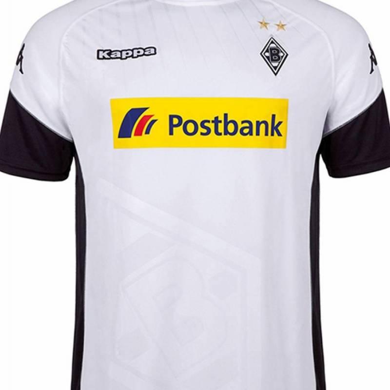 Camiseta Borussia VfL Mönchengladbach casa 2017/2018