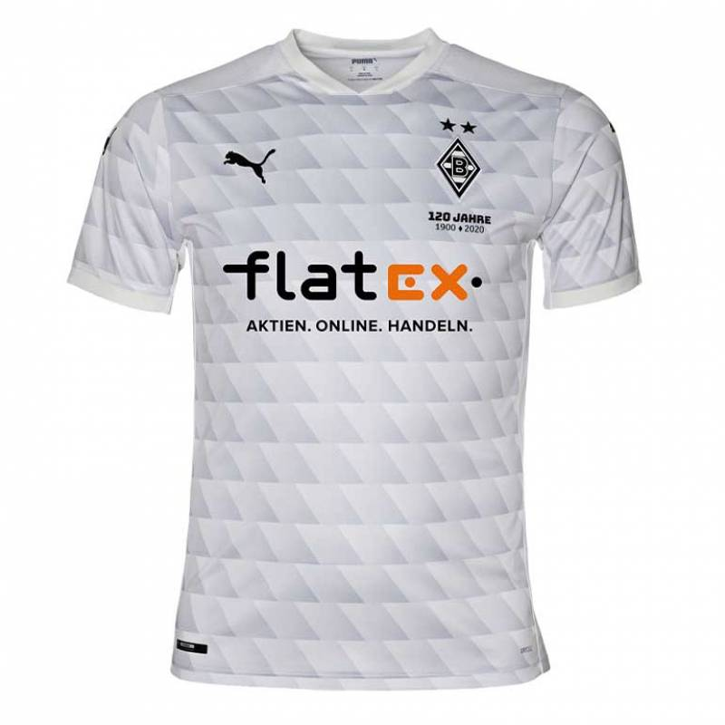 Camiseta Borussia VfL Mönchengladbach casa 2020/2021