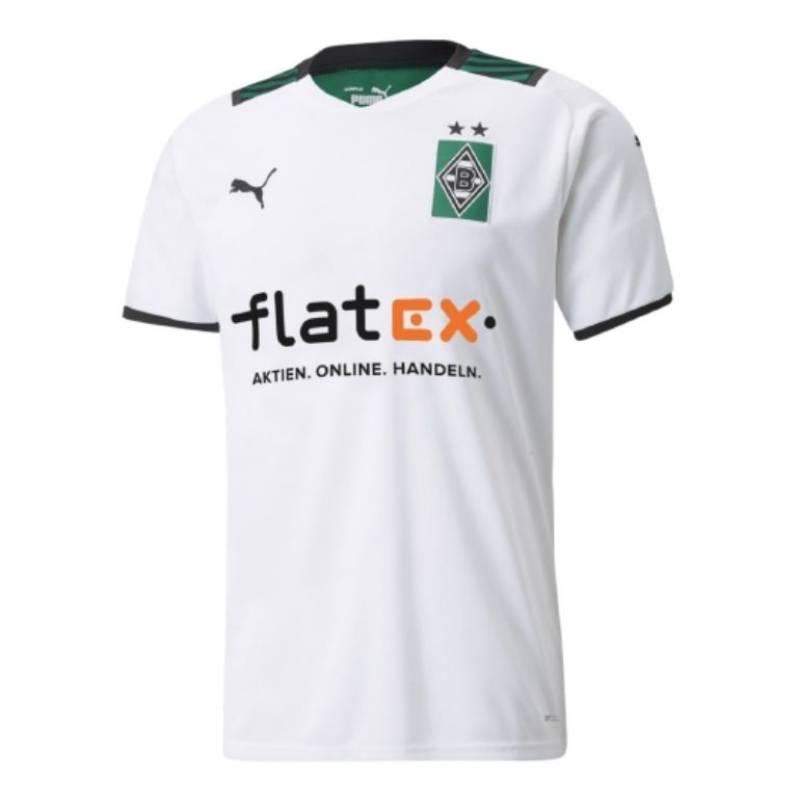 Camiseta B. M'gladbach casa 2021/2022