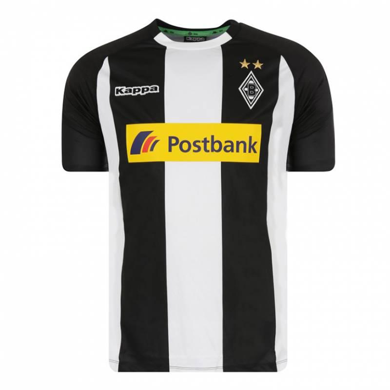Camiseta Borussia VfL Mönchengladbach tercera 2017/2018