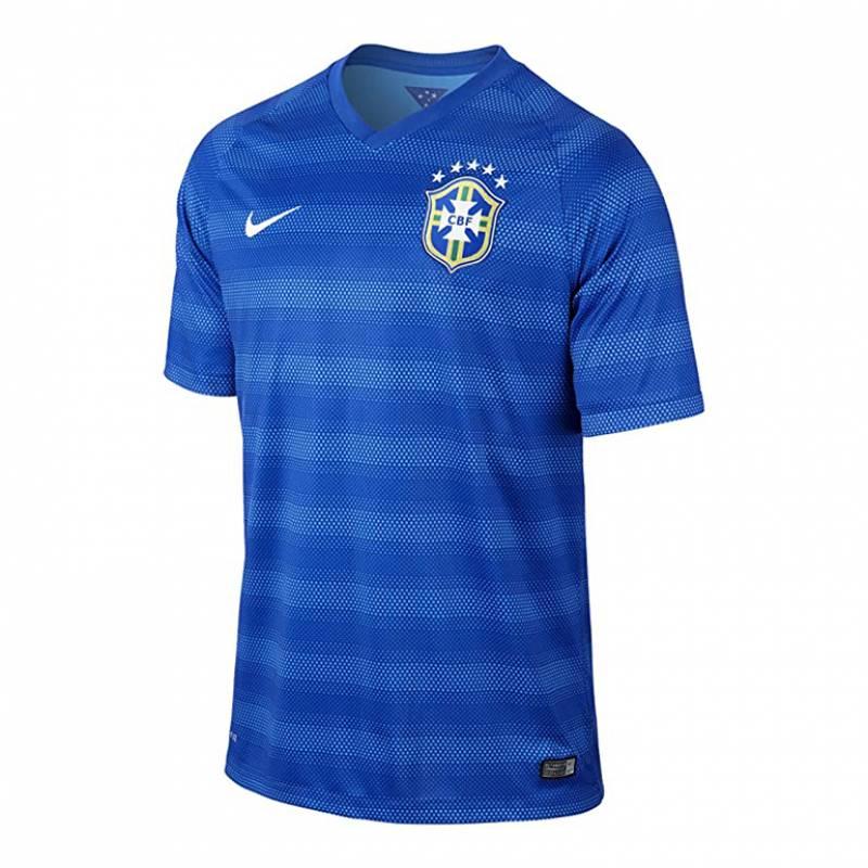 Camiseta Brasil exterior 2014