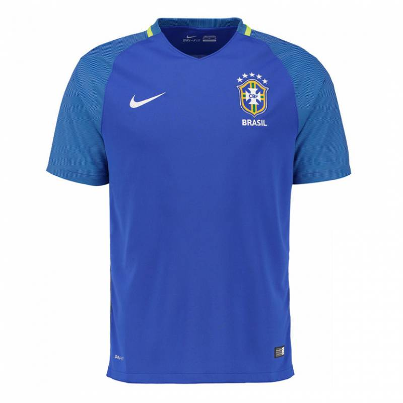 Camiseta Brasil exterior 2016