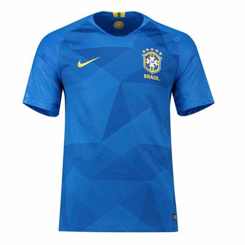 Camiseta Brasil exterior 2018