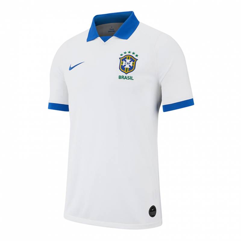 Camiseta Brasil exterior 2019