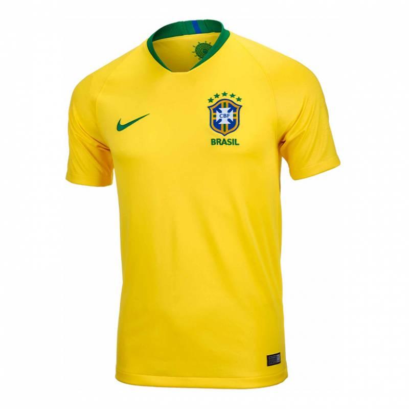 Camiseta Brasil casa 2018