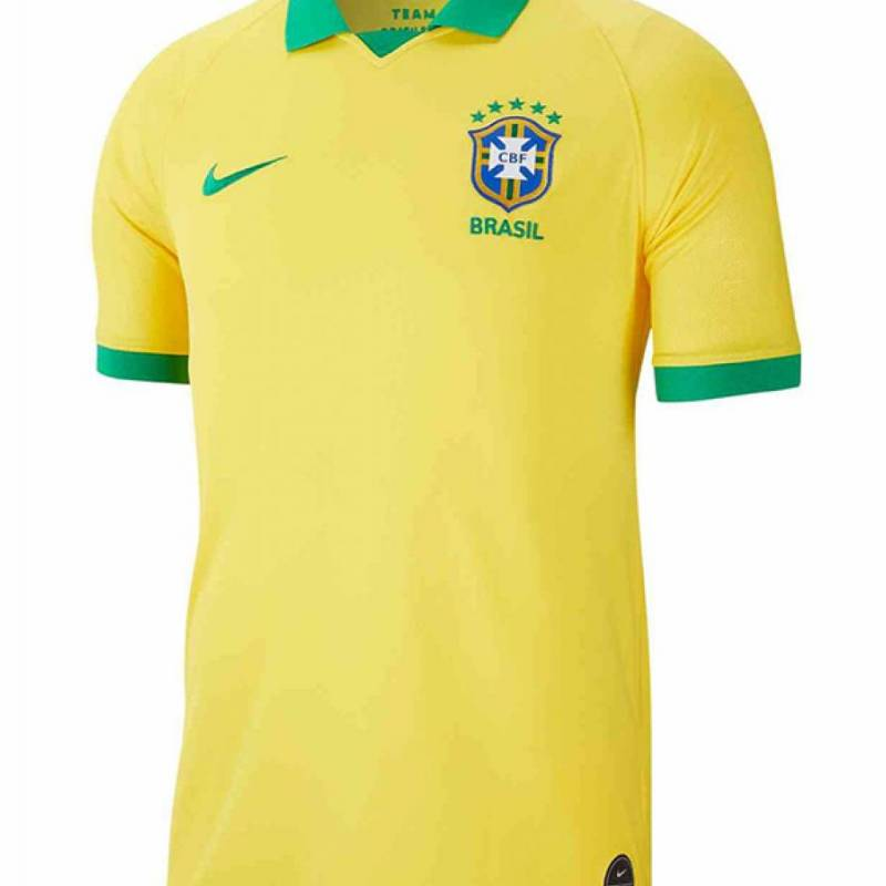 Camiseta Brasil casa 2019