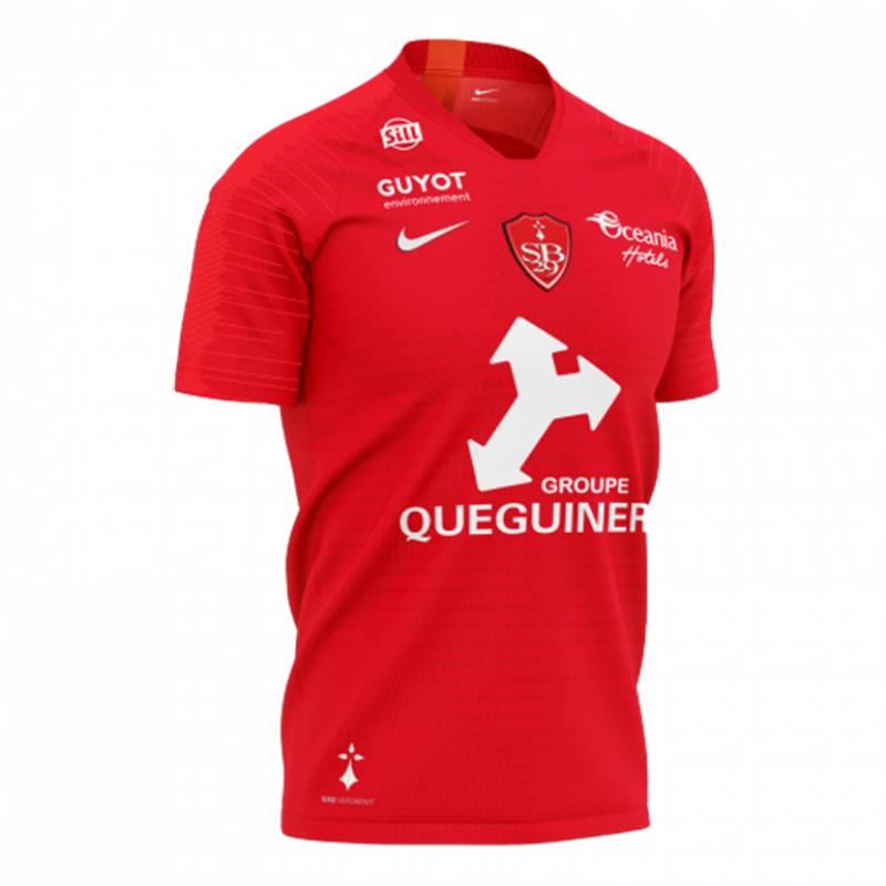 Camiseta Brest casa 2019/2020