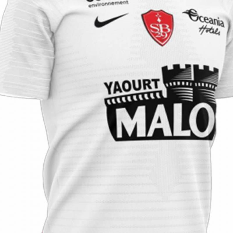 Camiseta Brest tercera 2019/2020