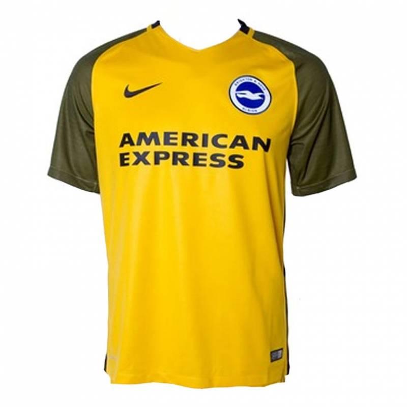 Camiseta Brighton & Hove Albion exterior 2017/2018