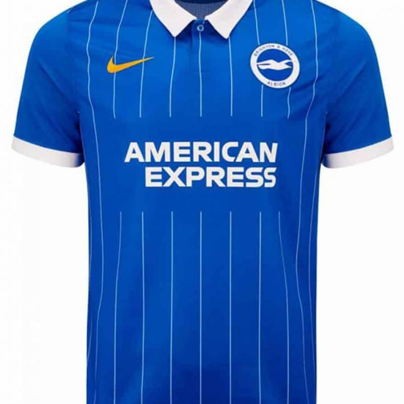 Camiseta Brighton & Hove Albion casa 2020/2021