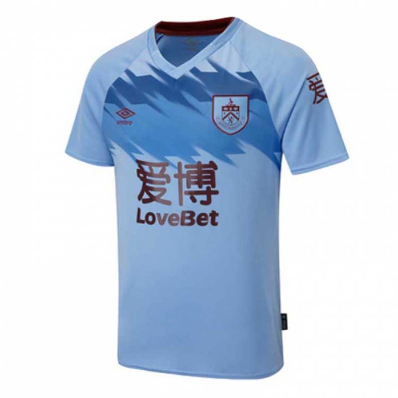 Camiseta Burnley exterior 2019/2020