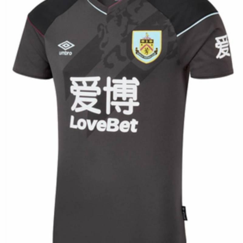 Camiseta Burnley exterior 2020/2021