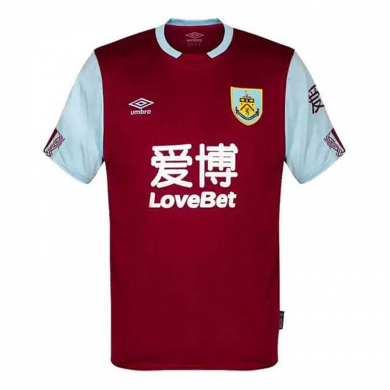 Camiseta Burnley casa 2019/2020