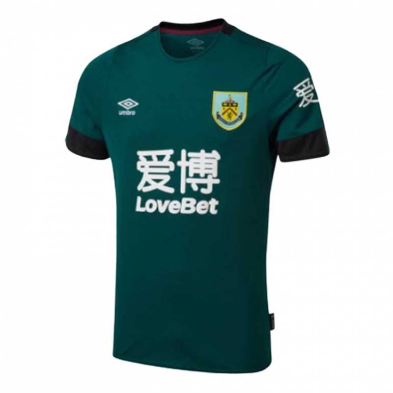 Camiseta Burnley tercera 2019/2020