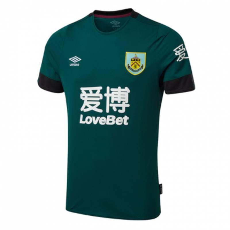 Camiseta Burnley tercera 2020/2021