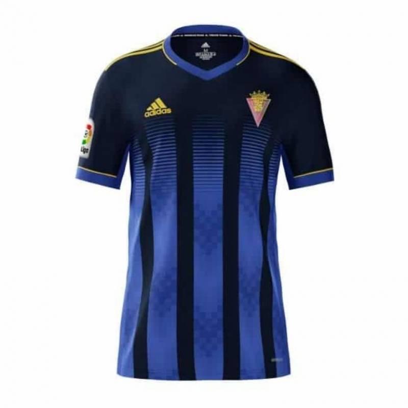 Camiseta Cádiz exterior 2020/2021