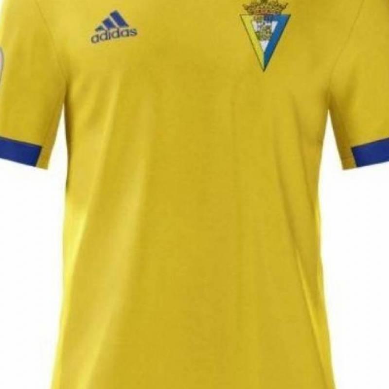 Camiseta Cádiz casa 2020/2021