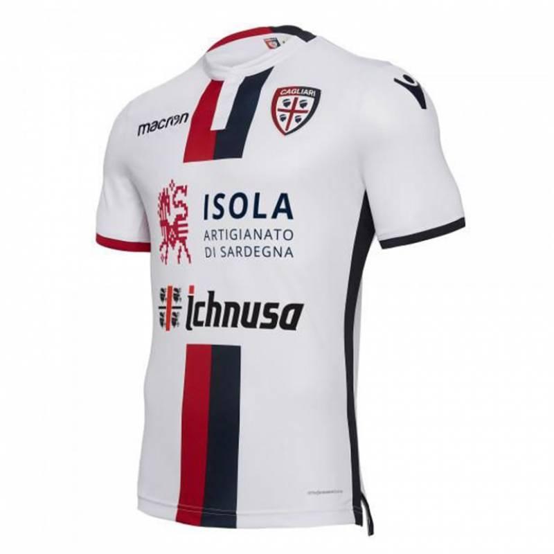 Camiseta Cagliari exterior 2018/2019