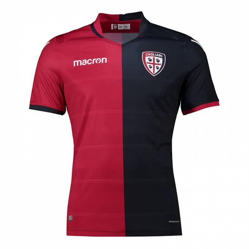 Camiseta Cagliari casa 2018/2019