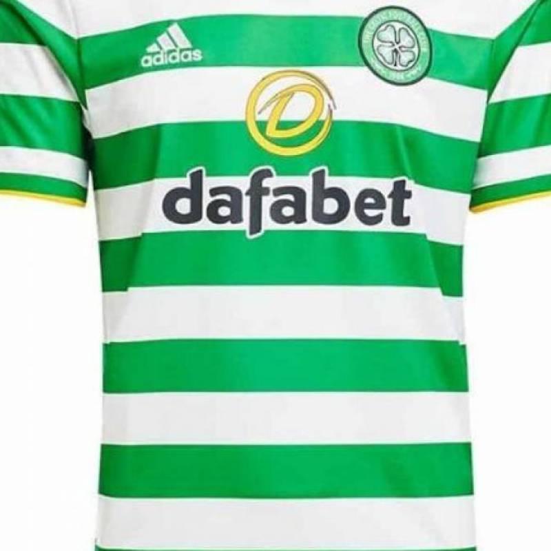 Camiseta Celtic Glasgow casa 2020/2021