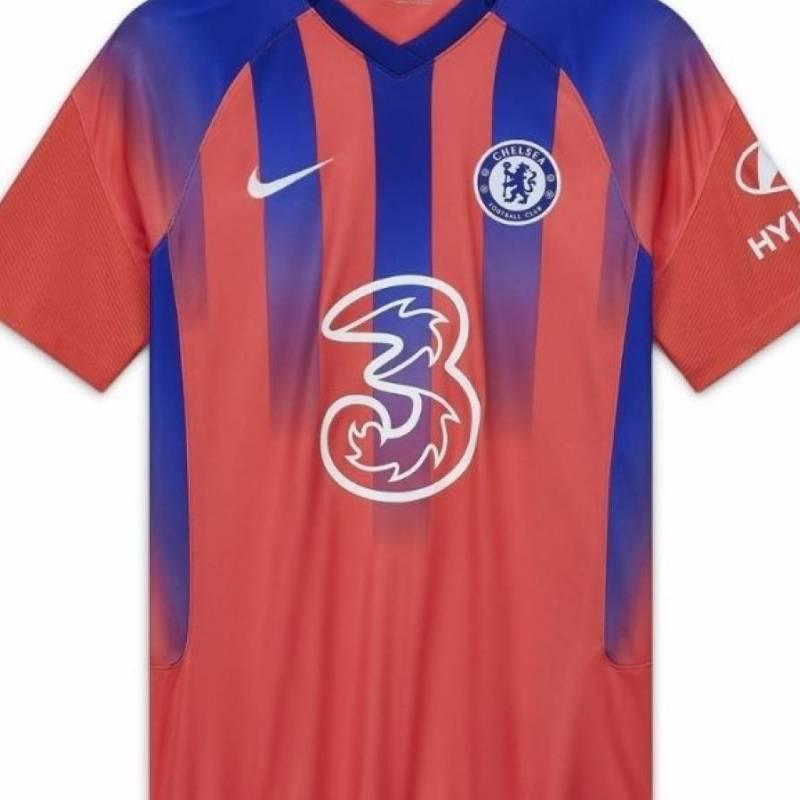 Camiseta Chelsea tercera 2020/2021