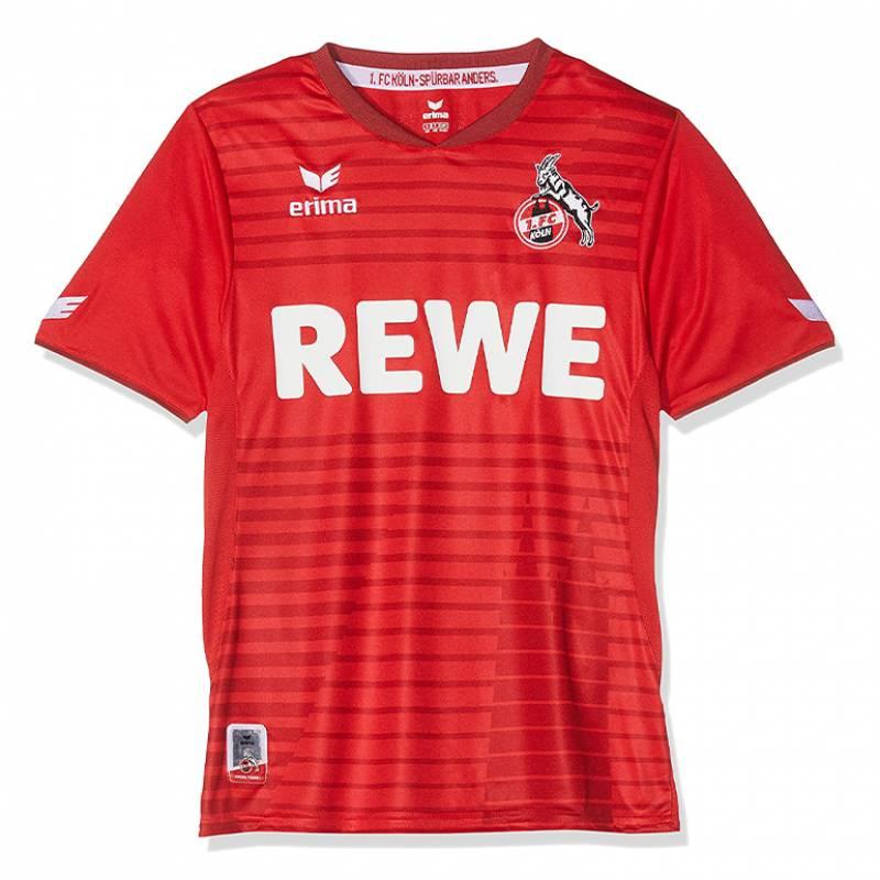 Camiseta 1. FC Köln exterior 2017/2018