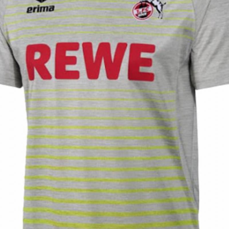 Camiseta 1. FC Köln tercera 2017/2018