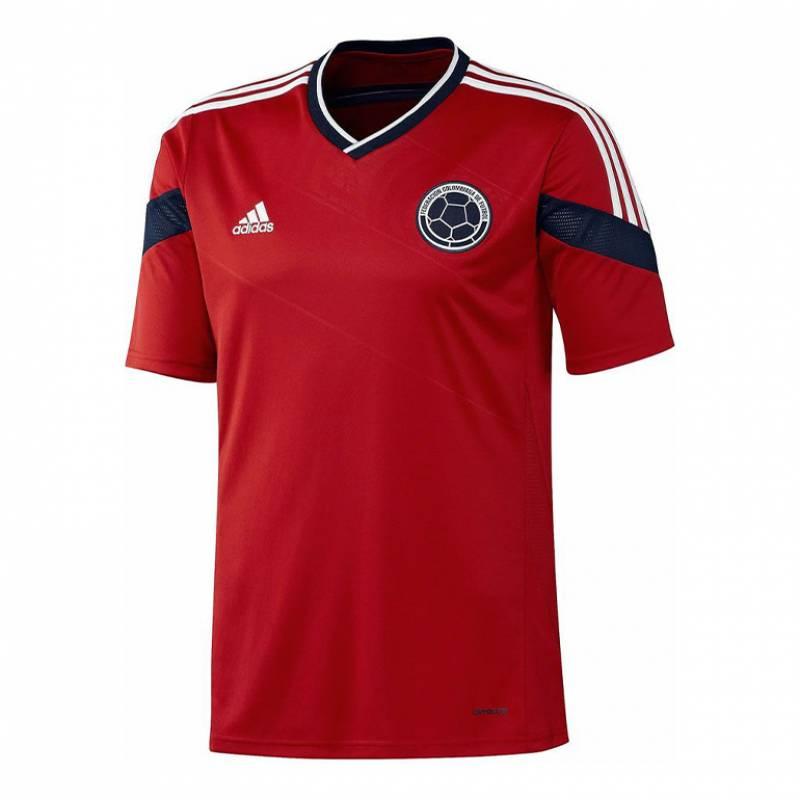 Camiseta Colombia exterior 2014