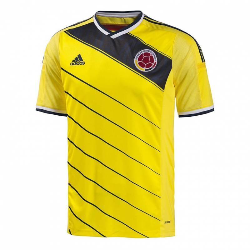 Camiseta Colombia casa 2014