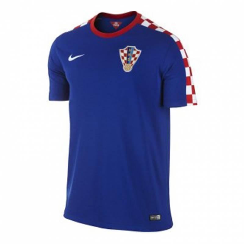 Camiseta Croacia exterior 2014