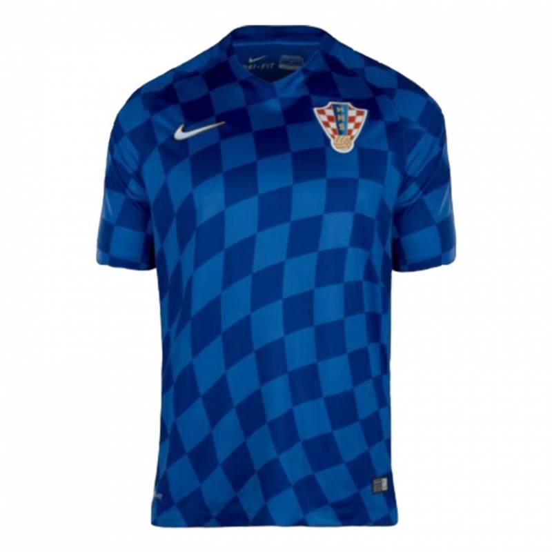 Camiseta Croacia exterior 2016