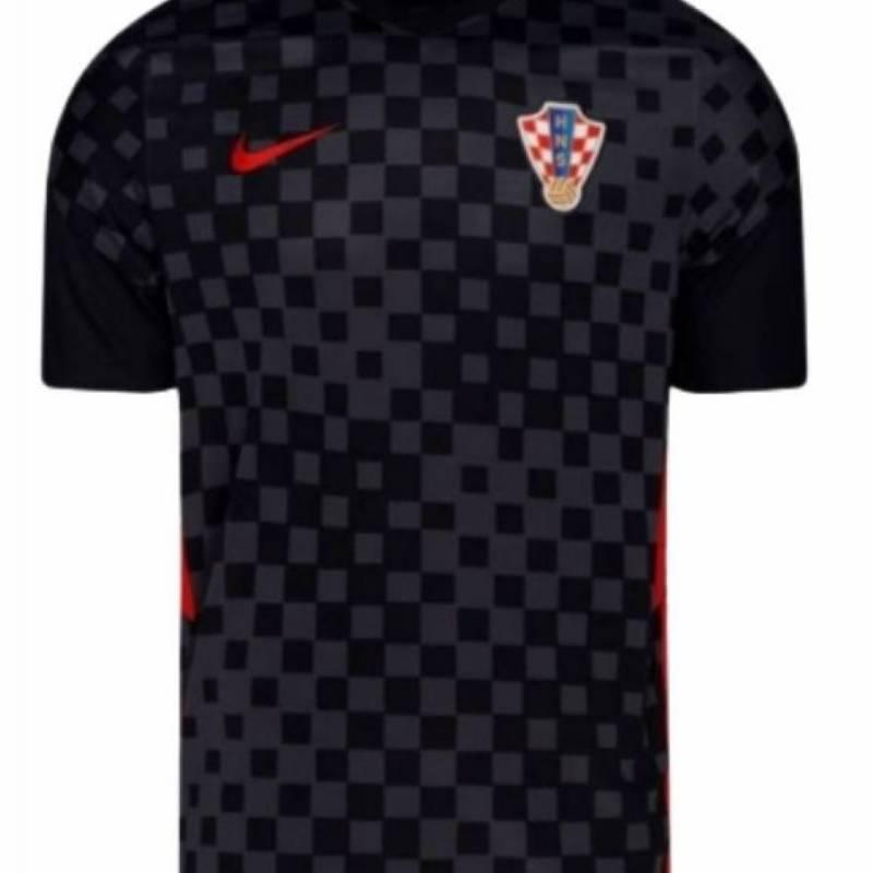 Camiseta Croacia exterior 2020