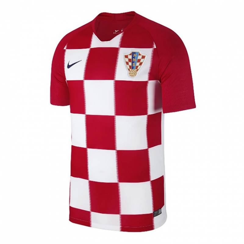 Camiseta Croacia casa 2018