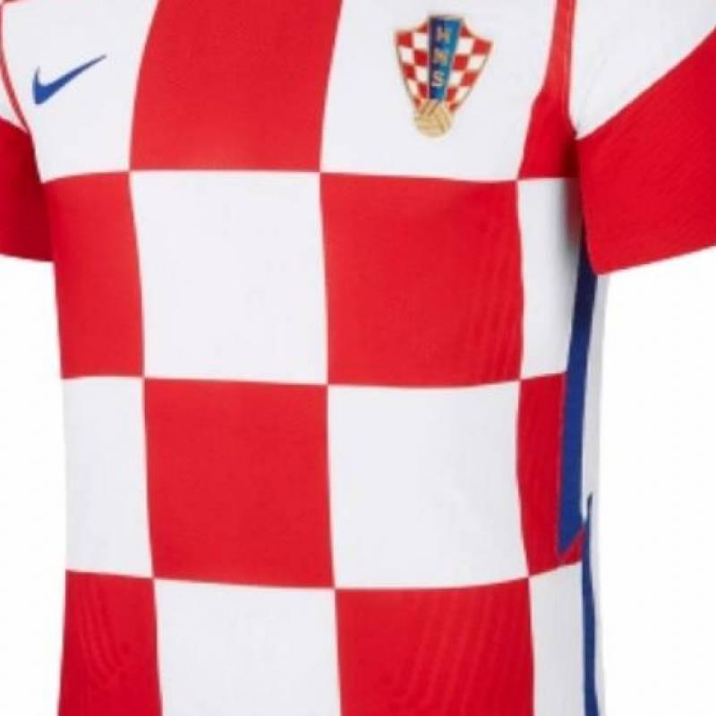 Camiseta Croacia casa 2020