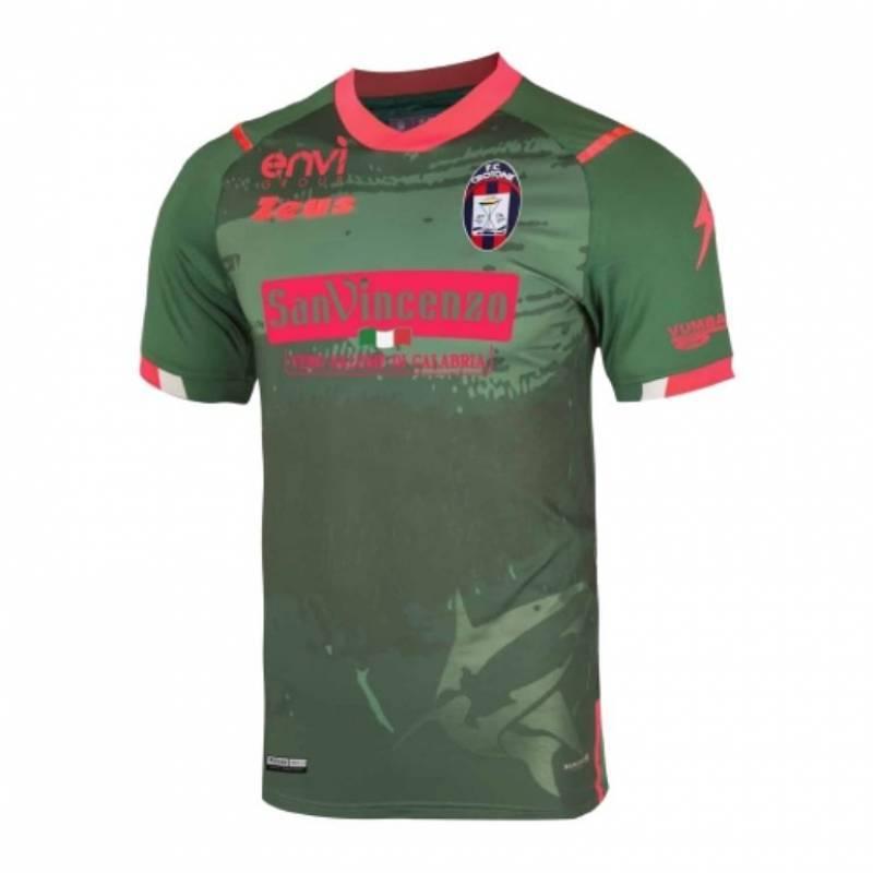 Camiseta Crotone tercera 2020/2021