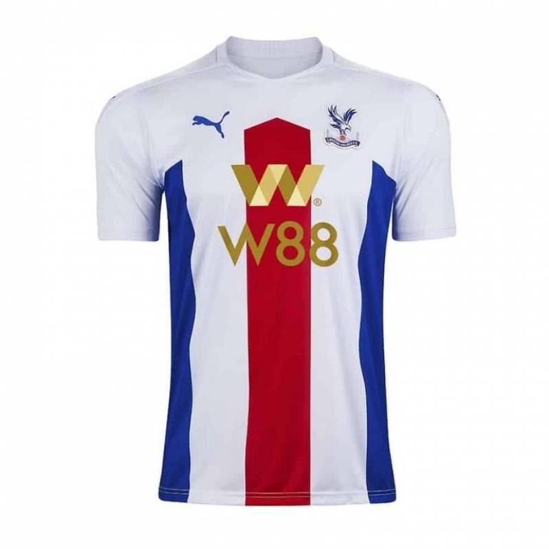 Camiseta Crystal Palace exterior 2020/2021