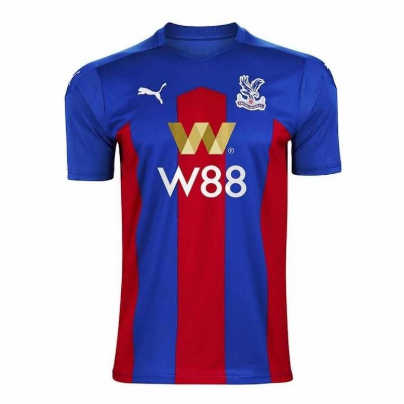 Camiseta Crystal Palace casa 2020/2021
