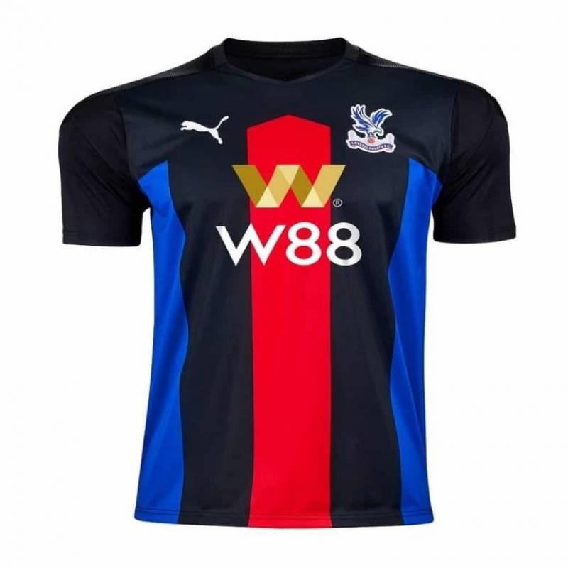 Camiseta Crystal Palace tercera 2020/2021