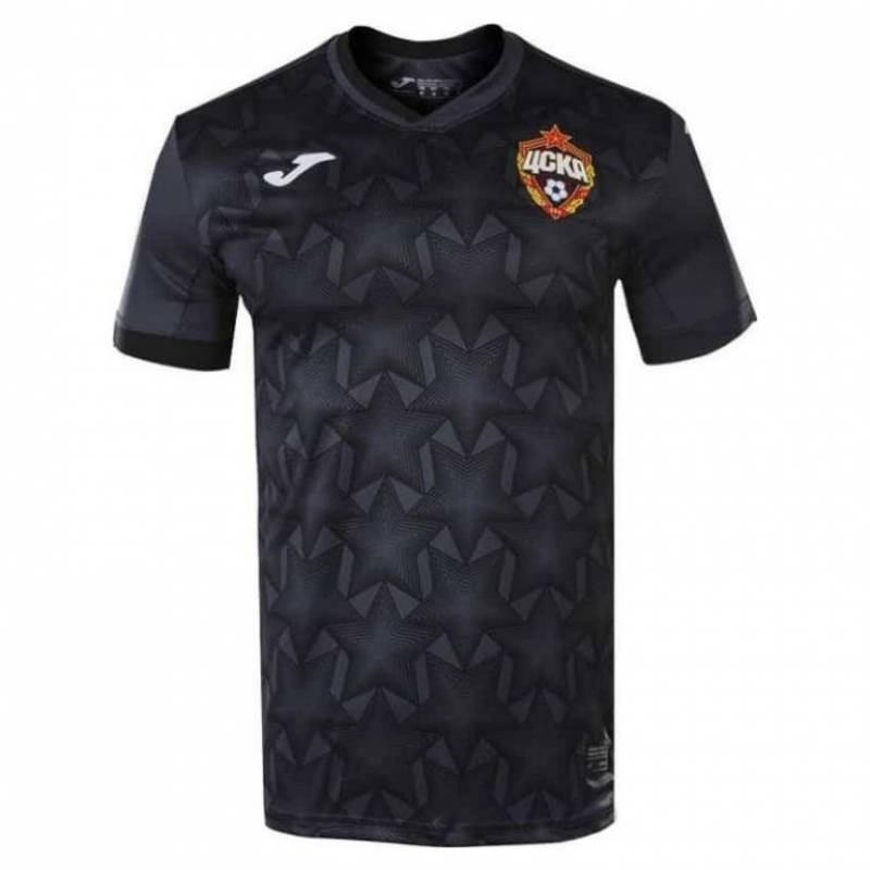 Camiseta CSKA Moscú tercera 2020/2021