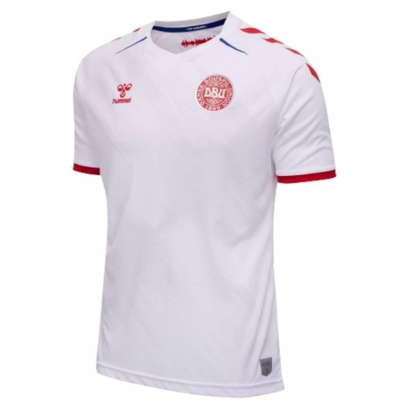 Camiseta Dinamarca exterior 2020