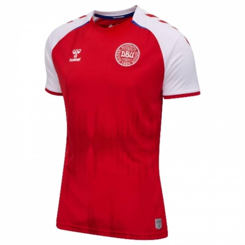 Camiseta Dinamarca casa 2020