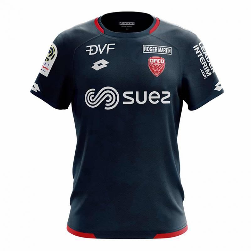 Camiseta Dijon FCO exterior 2018/2019