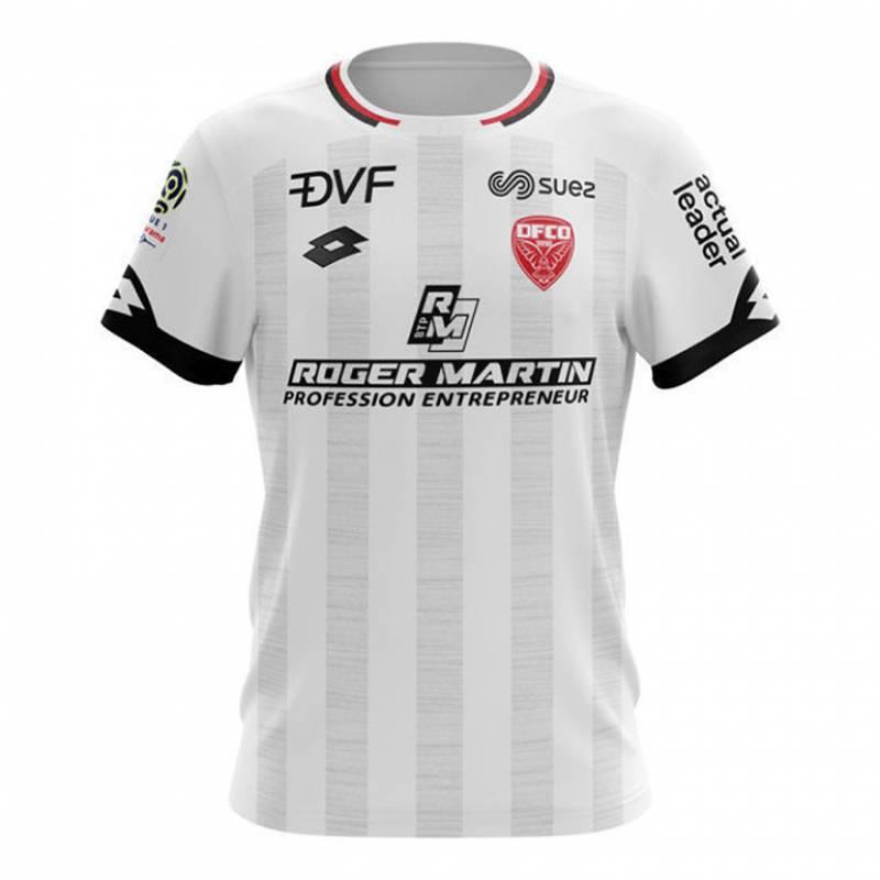 Camiseta Dijon FCO exterior 2019/2020