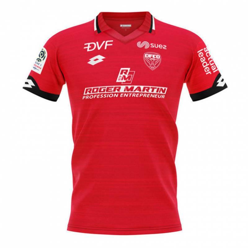 Camiseta Dijon FCO casa 2019/2020