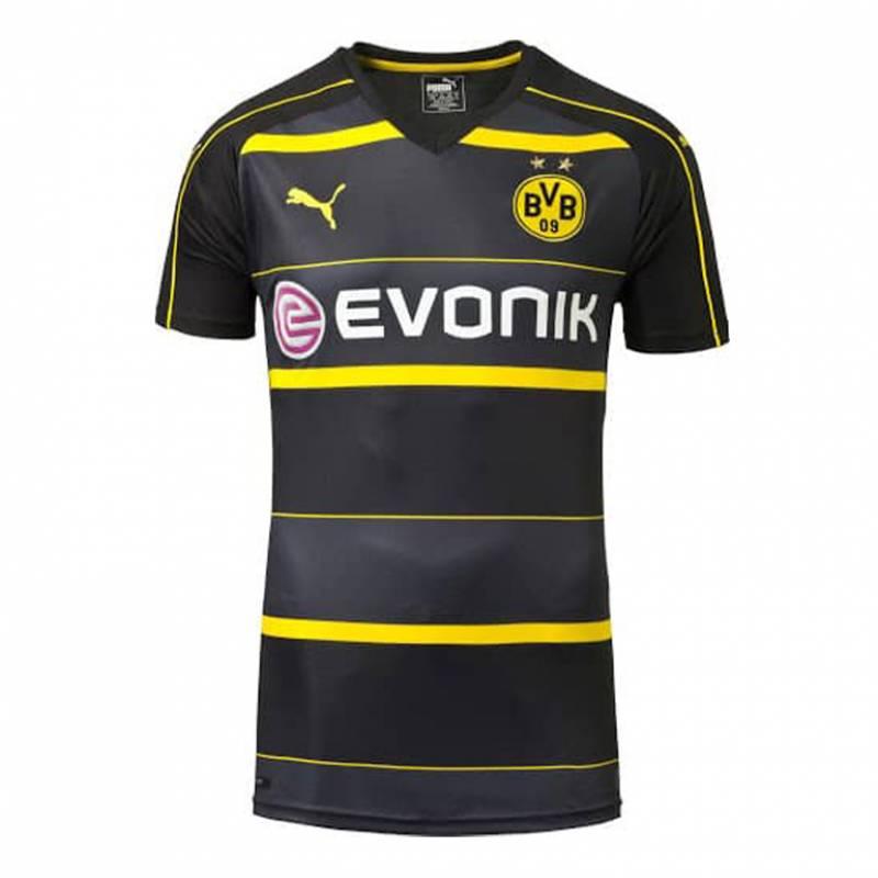 Camiseta BV Borussia 09 Dortmund exterior 2016/2017