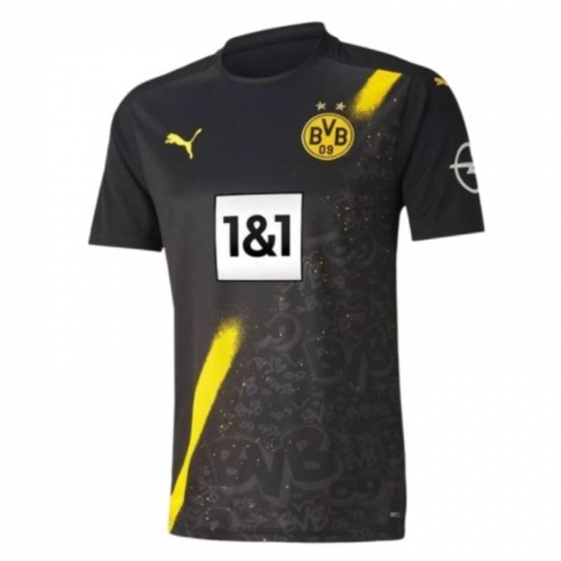 Camiseta BV Borussia 09 Dortmund exterior 2020/2021