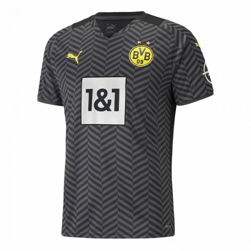 Camiseta BV Borussia 09 Dortmund exterior 2021/2022