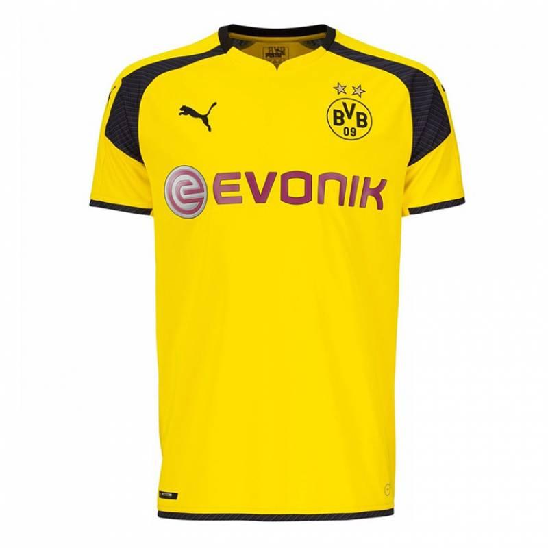 Camiseta BV Borussia 09 Dortmund tercera 2016/2017