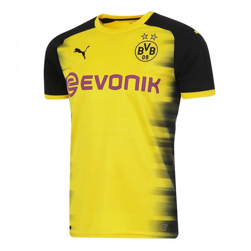 Camiseta BV Borussia 09 Dortmund tercera 2017/2018