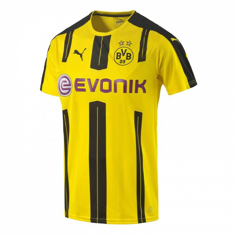 Camiseta BV Borussia 09 Dortmund casa 2016/2017